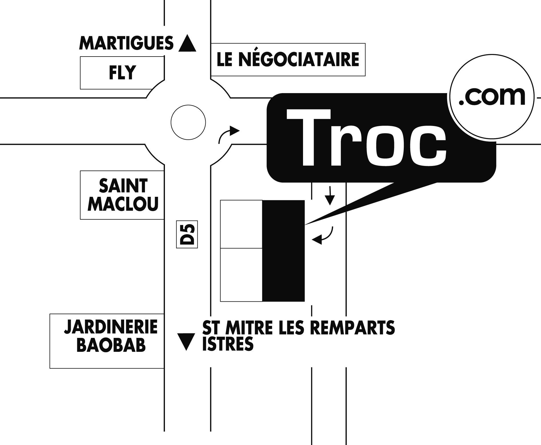Depot Vente Saint Mitre Les Remparts Magasin Troc