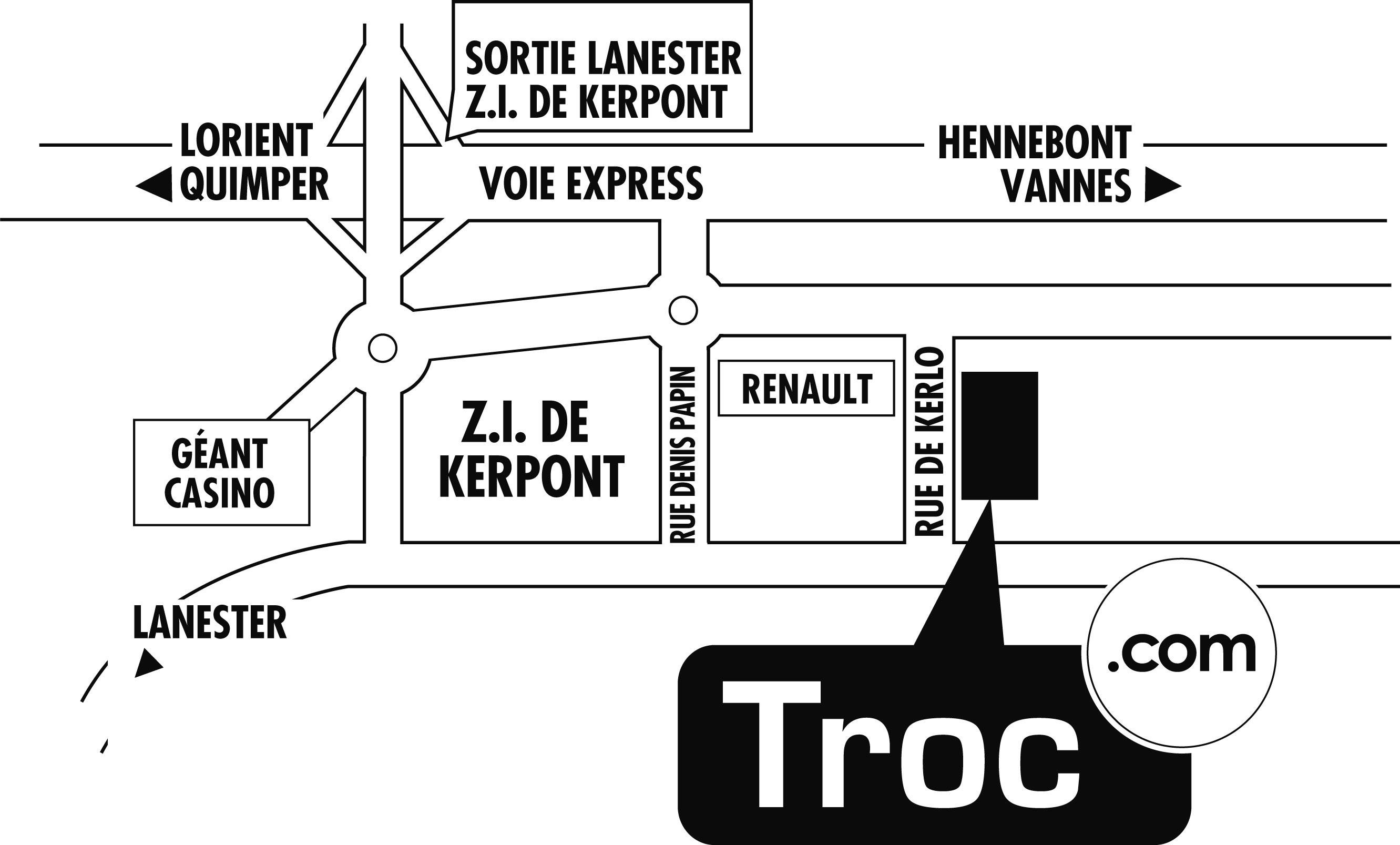 D p t vente lorient caudan magasin troc - Depot vente poitiers ...