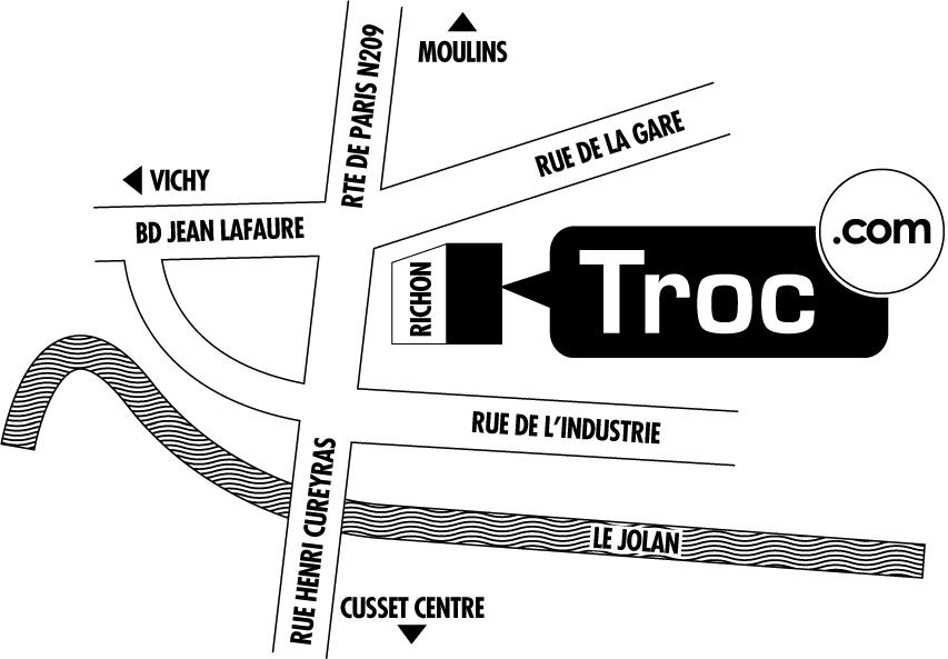 Dépôt vente Vichy / Cusset - Magasin Troc