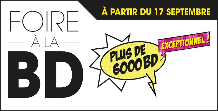 Foire à la BD Rennes