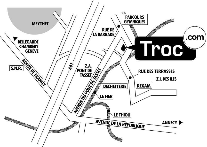 D p t vente annecy meythet magasin troc - Depot vente poitiers ...