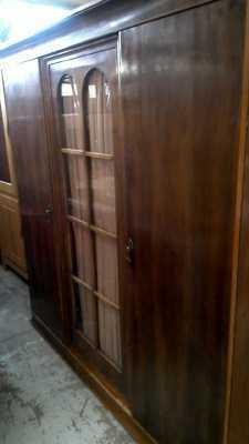armoire vitre d 39 occasion. Black Bedroom Furniture Sets. Home Design Ideas