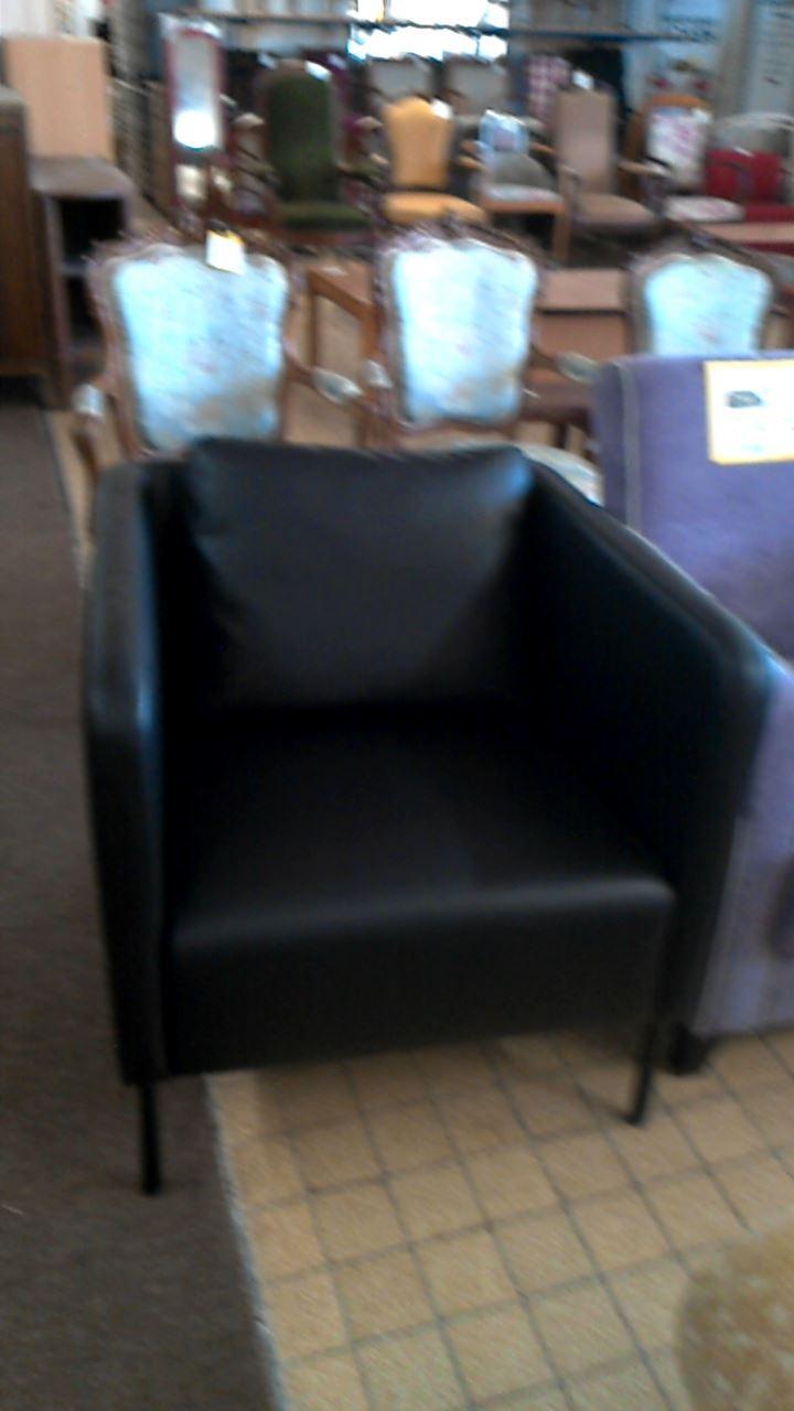fauteuil cuir ikea ekero royan - Fauteuil Cuir Ikea