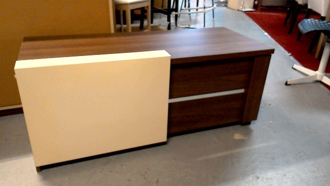 meuble tele yoko brun d 39 occasion. Black Bedroom Furniture Sets. Home Design Ideas